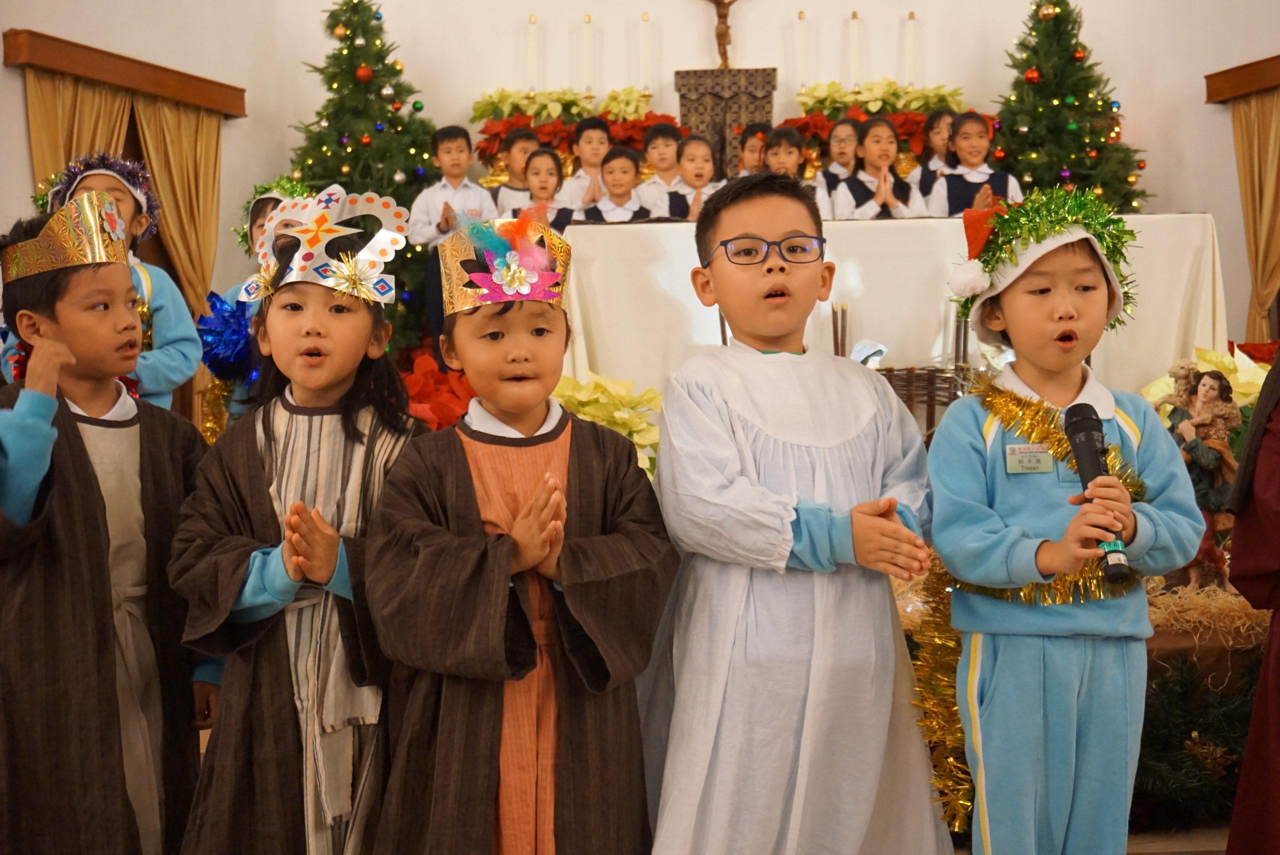 (18-19年度)2018-12-21–親子喜樂迎聖誕