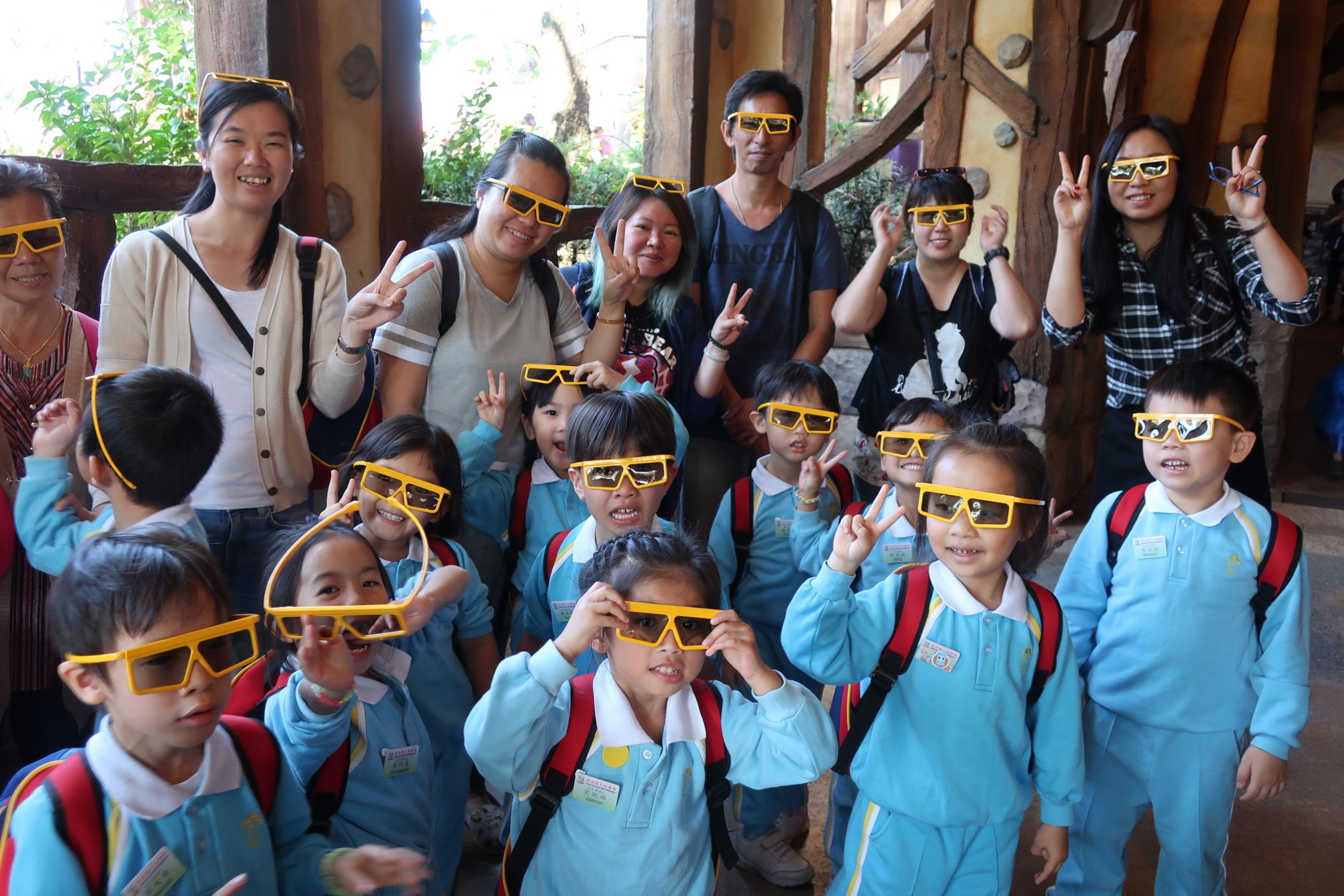 (18-19年度)2018-11-30–高班遊覽廸士尼樂園
