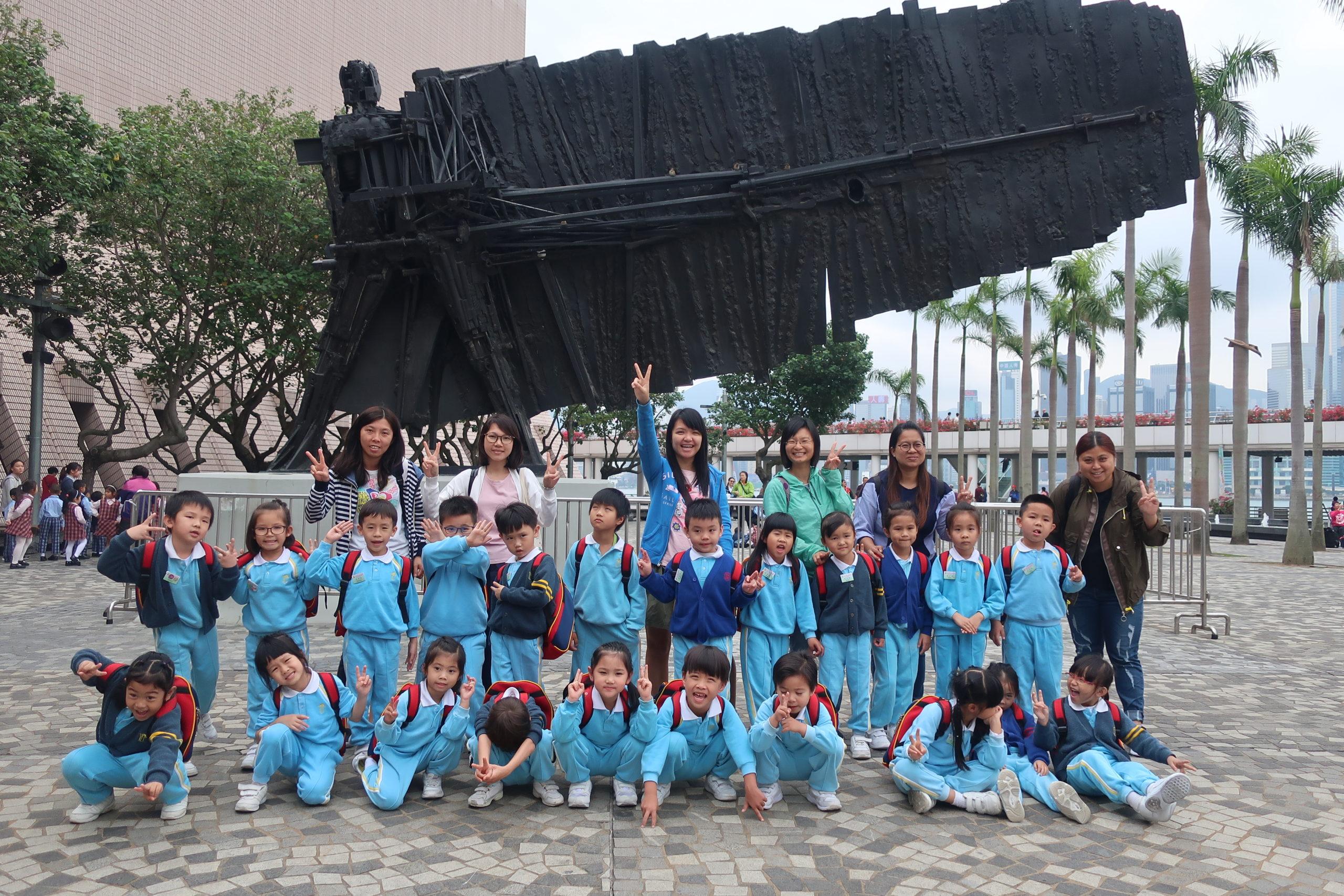 (18-19年度)2019-3-27–文化中心欣賞香港管弦樂團表演