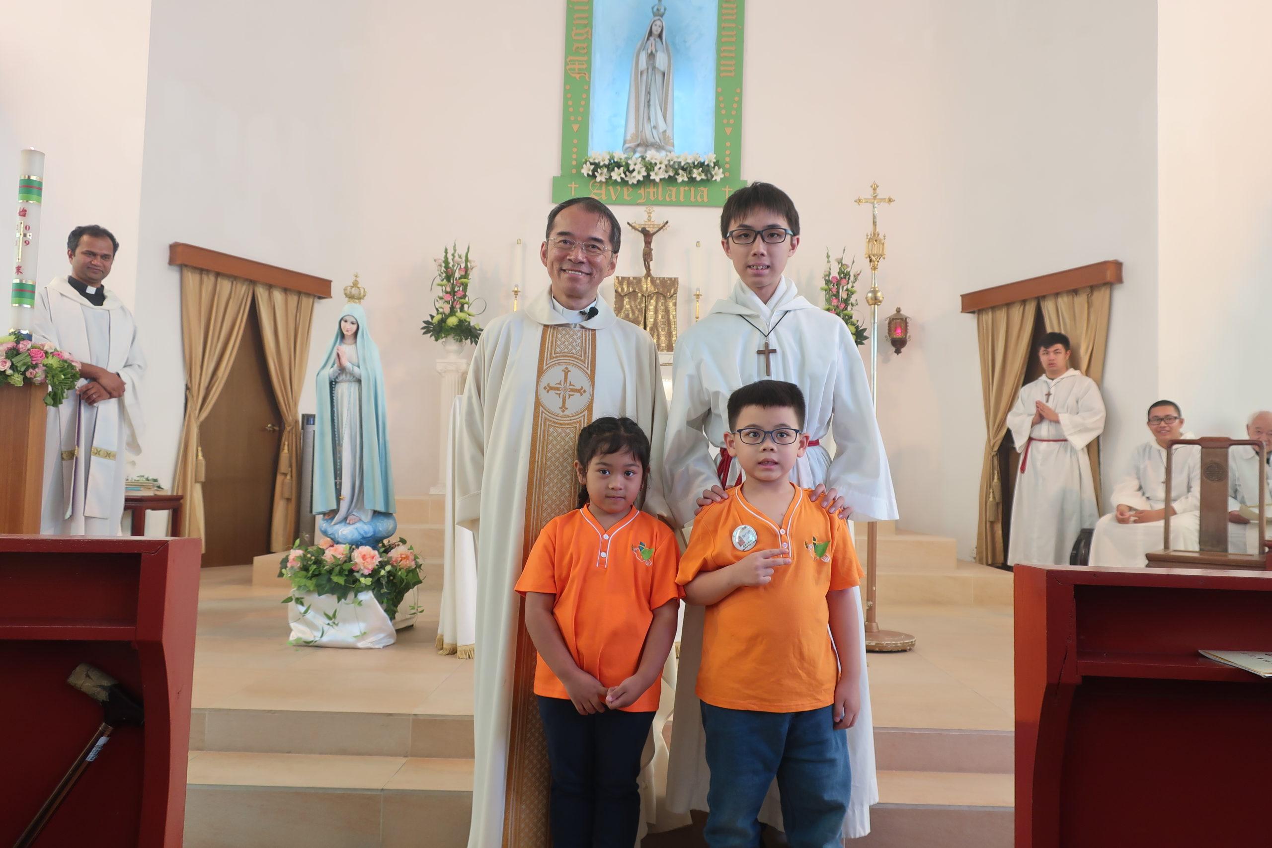 (18-19年度)2019-5-19–花地瑪聖母堂主保瞻禮