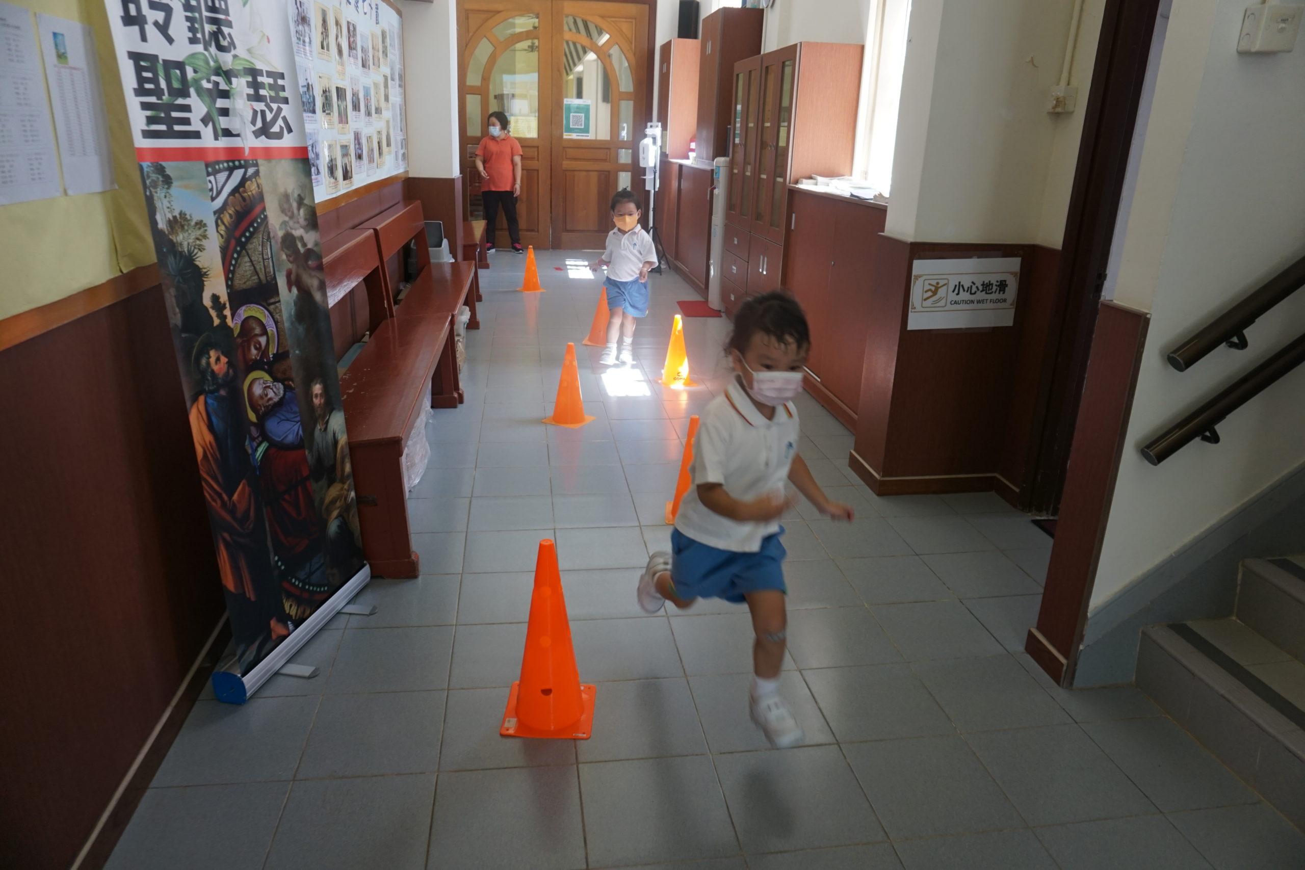 (20-21年度)2021-7-6–校內小型運動會
