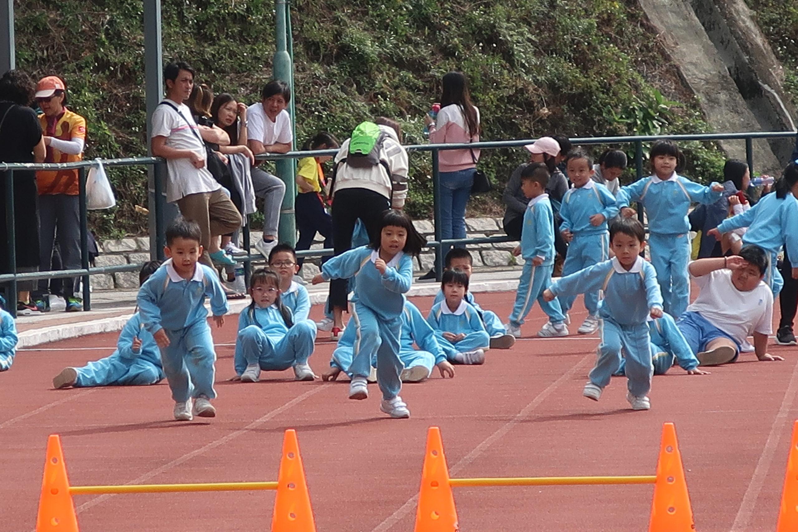 (19-20年度)2020-1-11–小學運動會