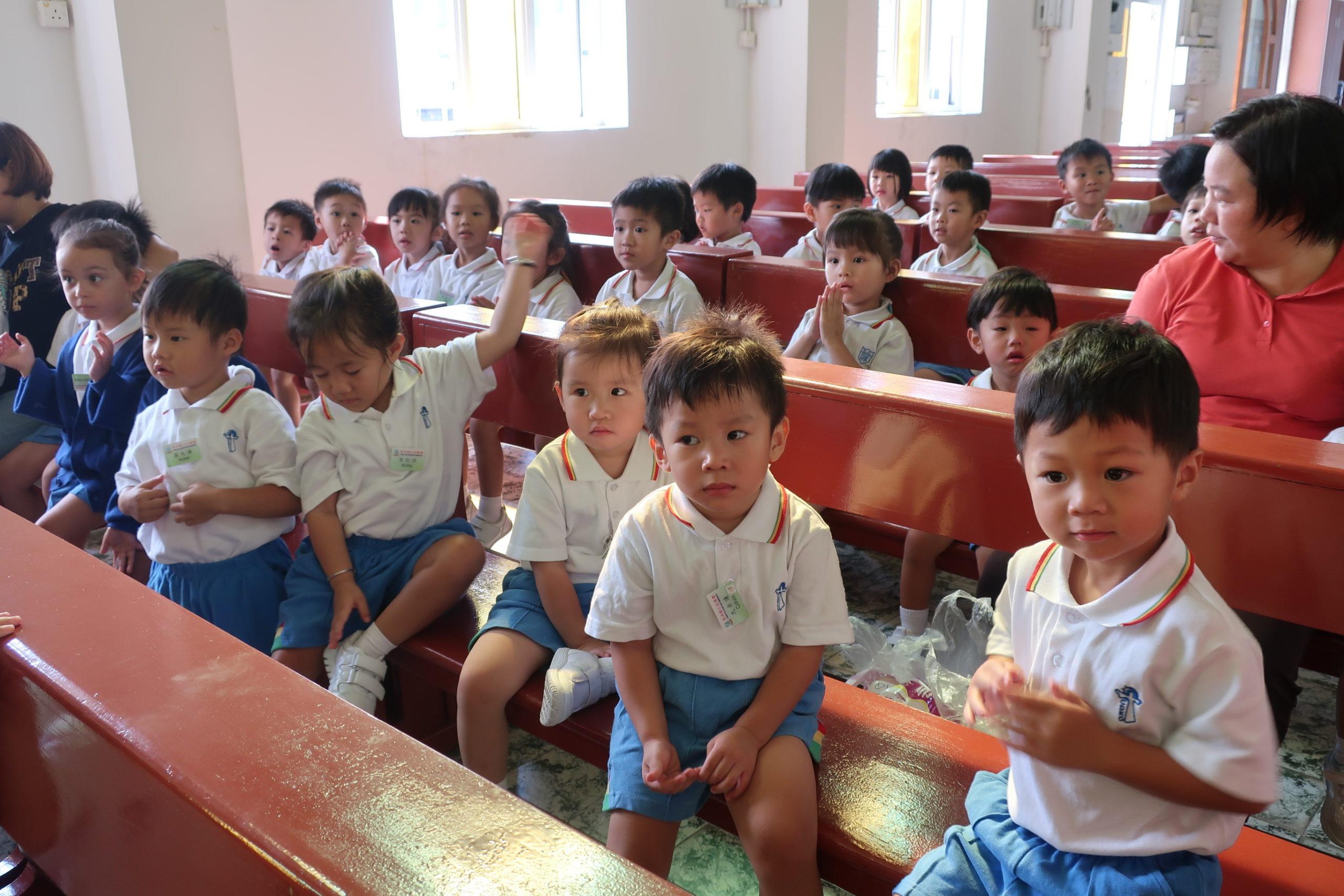 (19-20年度)2019-9-24–開學祈禱